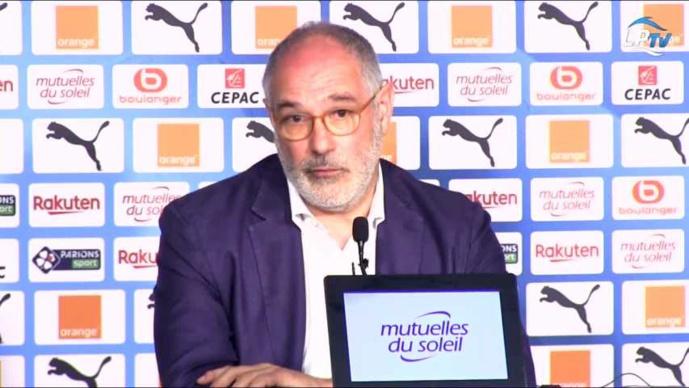 OM : Rudi Garcia aurait mieux fait d'écouter Zubizarreta