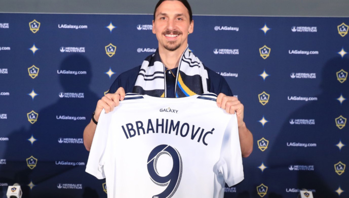 LA Galaxy : Ibrahimovic prend deux matchs de suspension