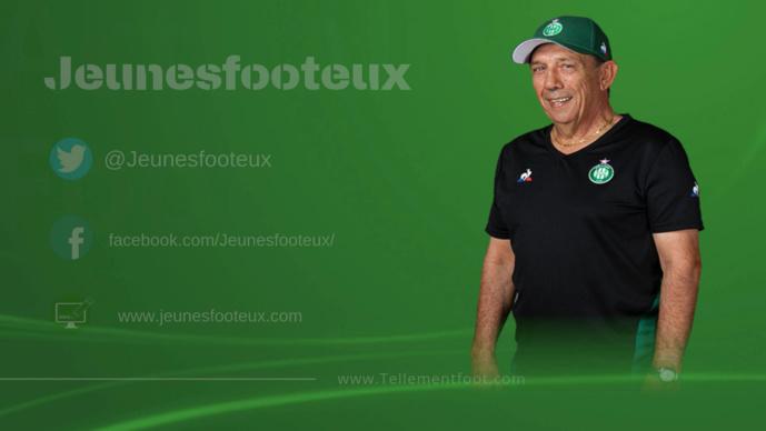ASSE : Jean-Louis Gasset en passe de dire stop