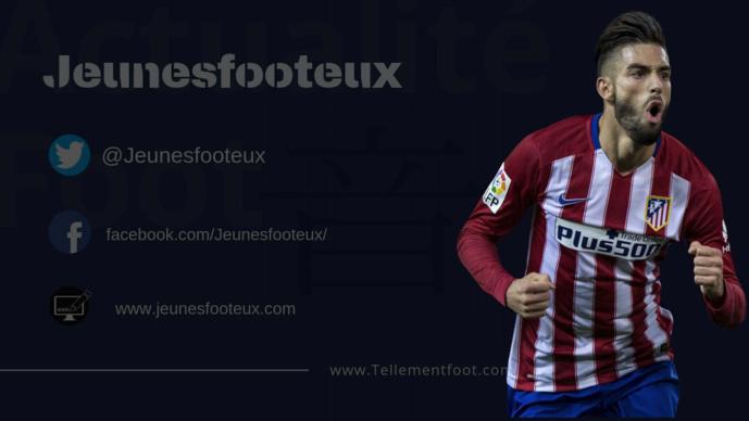 Yannick Ferreira Carrasco veut rejoindre la Premier League