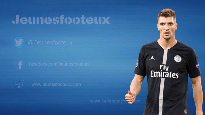 PSG - Mercato : Thomas Meunier met les choses au clair