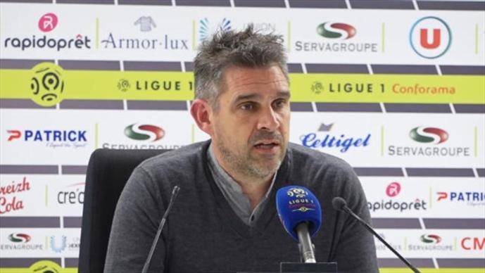 FC Nantes : de la concurrence pour Gourvennec (Guingamp)