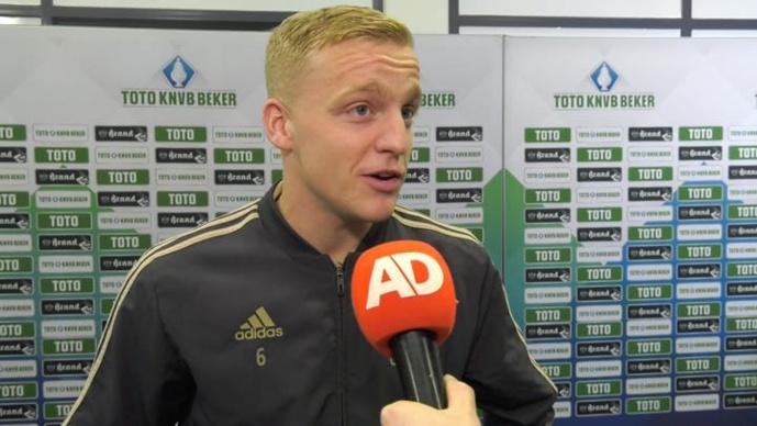 Mercato - Donny van de Beek n'exclut pas de rester à l'Ajax Amsterdam
