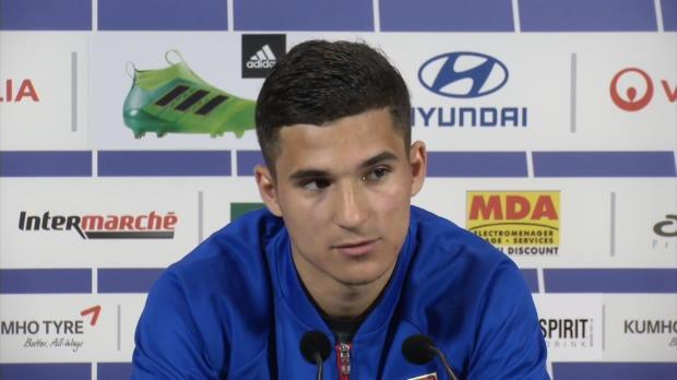 OL : Aouar se sent prêt pour devenir un leader à Lyon
