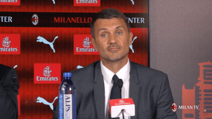 AC Milan : Paolo Maldini futur directeur sportif ?