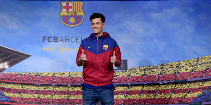 Barça - Mercato : trois cadors européens suivent Coutinho