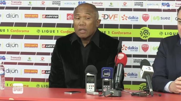 Dijon : ça sent le départ pour Antoine Kombouaré