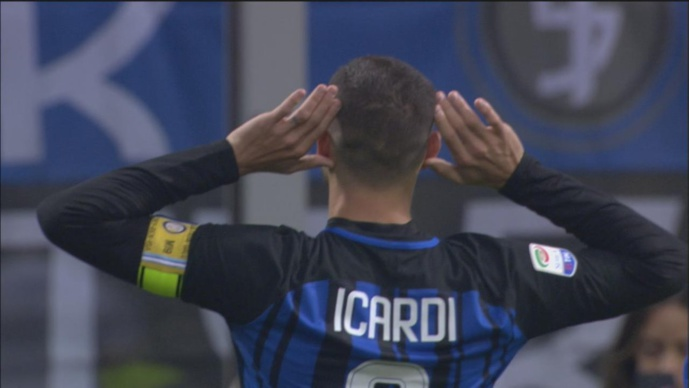 Inter Milan : l'AS Rome souhaite recruter Mauro Icardi