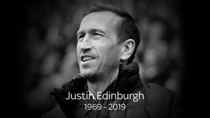 Justin Edinburgh - Crédit : Sky Sports