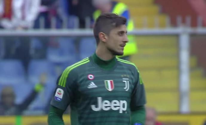 Mattia Perin (Juventus) dans le viseur de l'AS Monaco ?