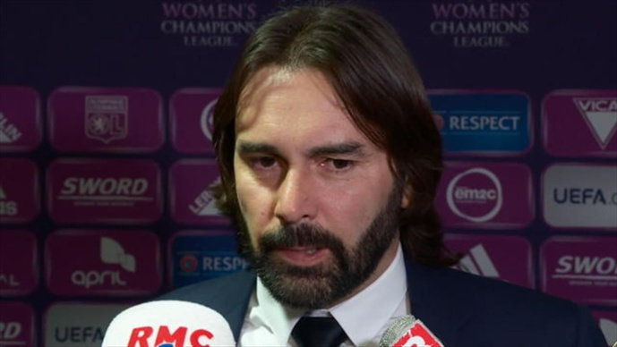 Reynald Pedros quitte l'Olympique Lyonnais