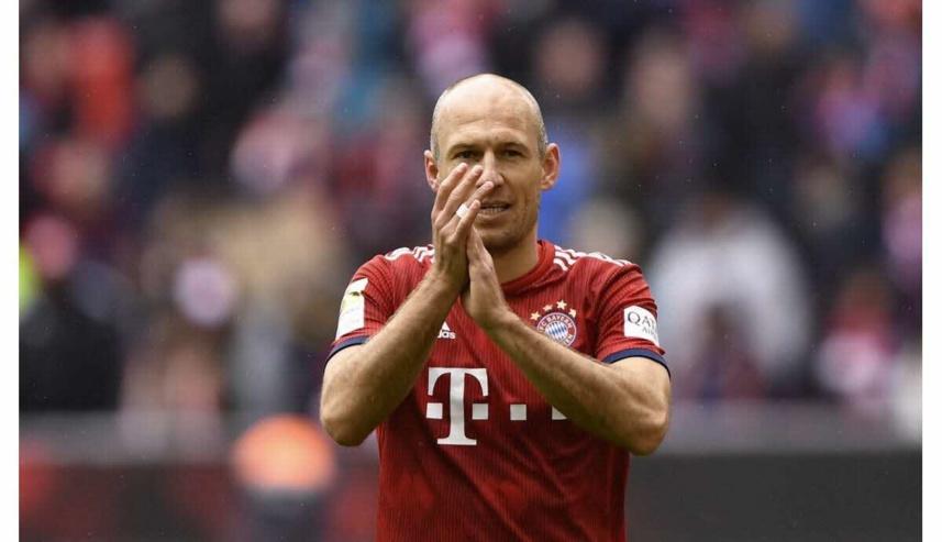 Forcing du PSV Eindhoven pour Arjen Robben