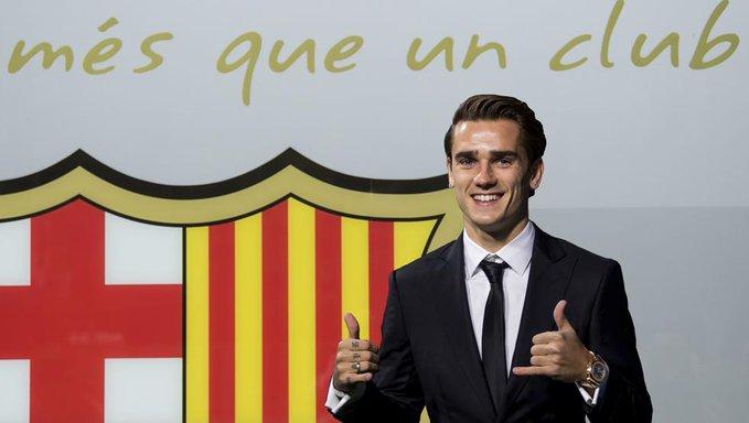Barça : l'Atlético Madrid ne valide pas le transfert de Griezmann !