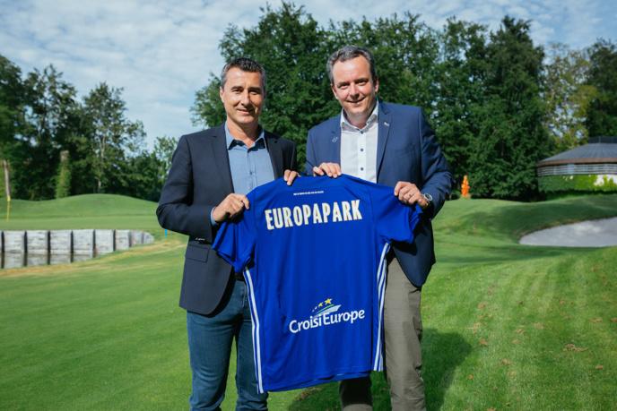 Europa-Park devient Sponsor Officiel et Partenaire-Namer du Racing Club de Strasbourg Alsace