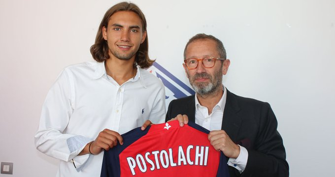 Virigiliu Postolachi - Crédit : Site officiel du LOSC