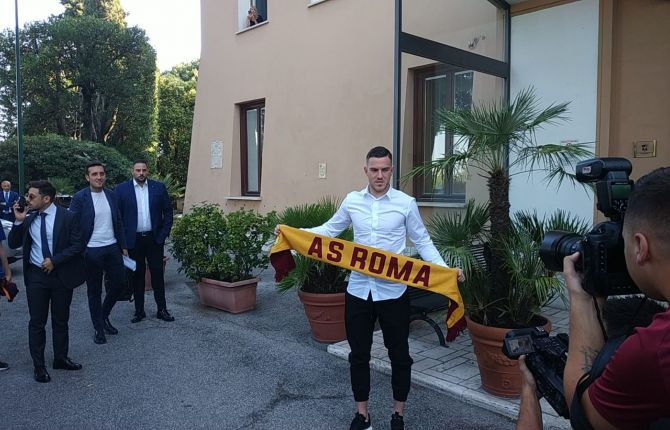 OFFICIEL : Jordan Veretout rejoint l'AS Rome