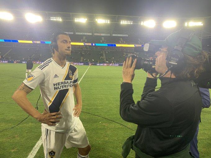 LA Galaxy : l'énorme punchline d'Ibrahimovic qui rabaisse Carlos Vela