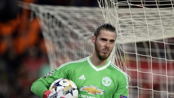 Manchester United : prolongation en or massif pour David De Gea
