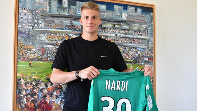 Paul Nardi quitte l'AS Monaco pour le FC Lorient