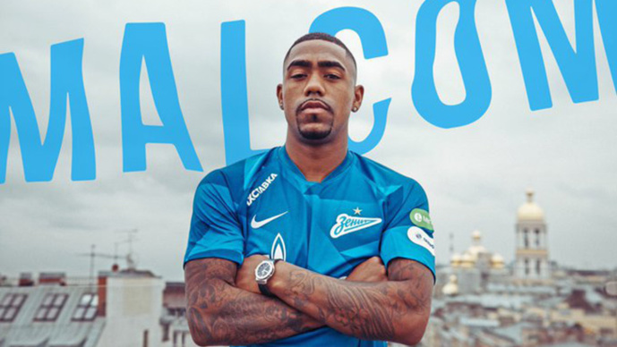 OFFICIEL : Malcom quitte le Barça pour le Zenit