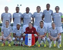 Nouveau classement mondial du foot féminin