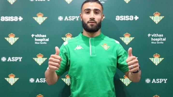OL : Nabil Fekir à la relance au Betis Séville