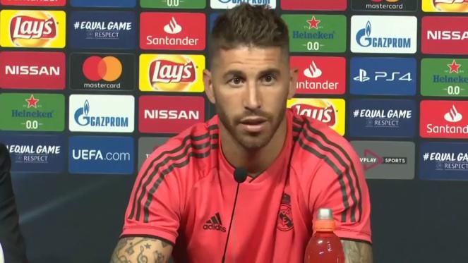 Real Madrid : Sergio Ramos soutient Zidane