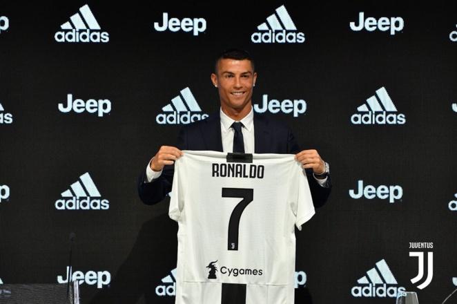 Juventus Turin : Cristiano Ronaldo, ex Real Madrid