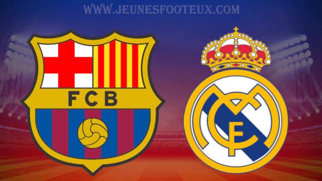 Gros coup de tonnerre avant le Clasico Barça - Real Madrid