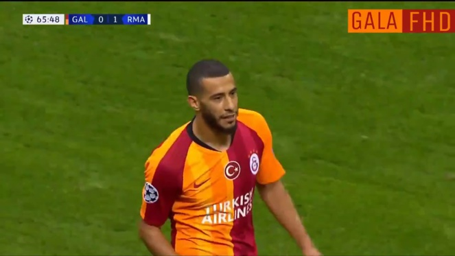 Galatasaray - Real Madrid : gros craquage de Belhanda !
