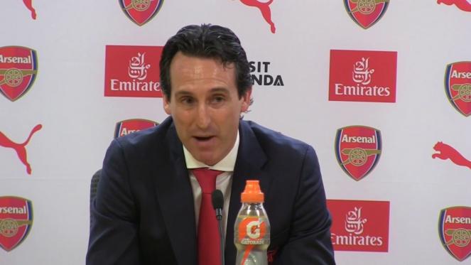 OFFICIEL : Unai Emery viré d' Arsenal !