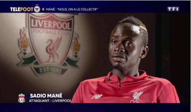 Liverpool : Sadio Mané