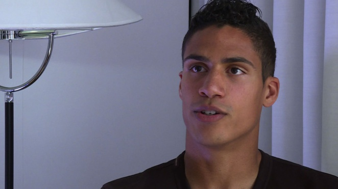 Real Madrid - RC Lens : Raphael Varane