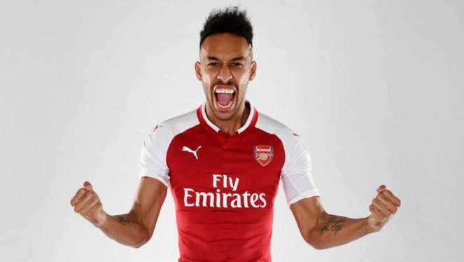 Arsenal, Barça : Aubameyang (ex ASSE - St Etienne)