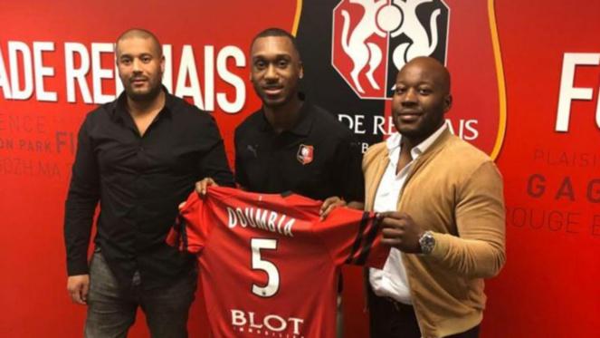 Rennes, Angers - Mercato : Souleyman Doumbia pour remplacer Rayan Aït-Nouri ?