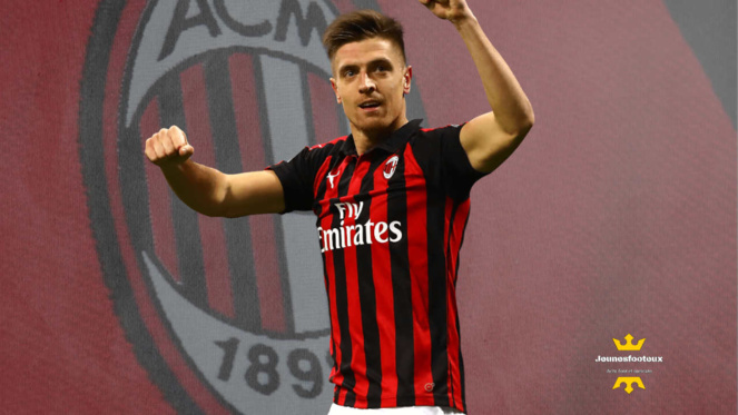 Milan AC, PSG, Chelsea, Hertha Berlin - Mercato : Krzysztof Piatek