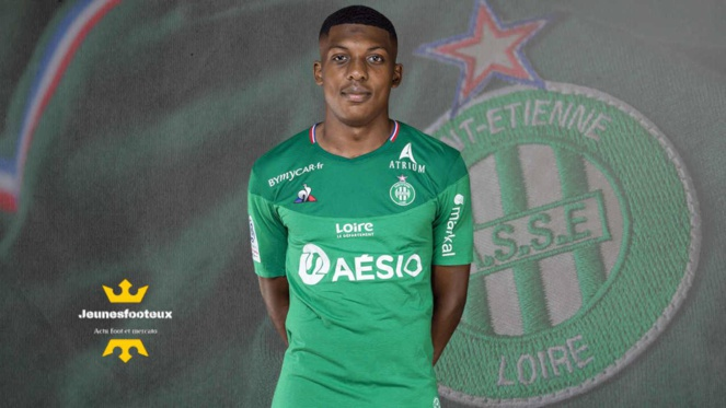 ASSE : Zaydou Youssouf de St Etienne