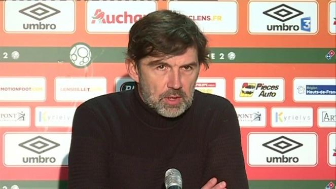 RC Lens, Mercato : Eric Sikora en Ligue 2