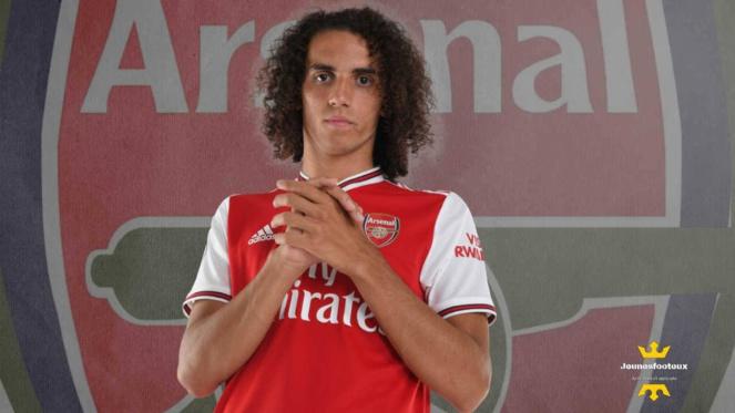 Arsenal : Mattéo Guendouzi et Mikel Arteta