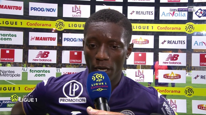 TFC - Toulouse Football Club : Max-Alain Gradel