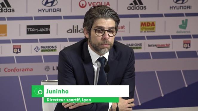 OL - Olympique Lyonnais : Juninho directeur sportif de Lyon