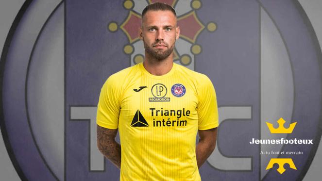 TFC - Toulouse Football Club : Baptiste Reynet
