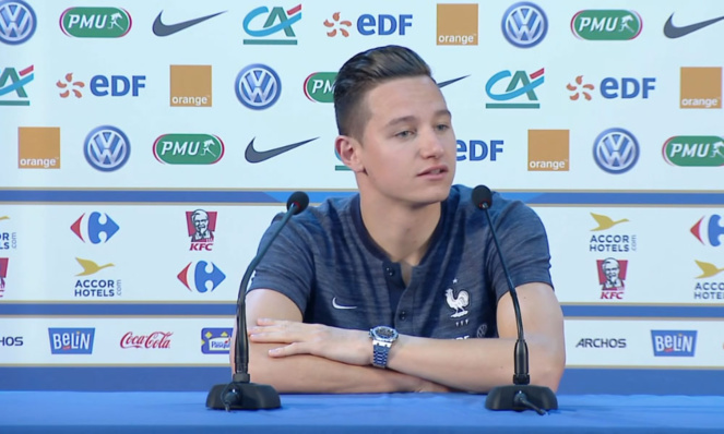 OM - Olympique de Marseille : Florian Thauvin
