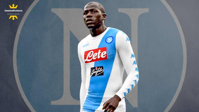 PSG, Naples - Mercato : Kalidou Koulibaly