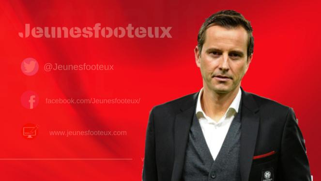 Rennes : Julien Stéphan entraîneur du Stade Rennais
