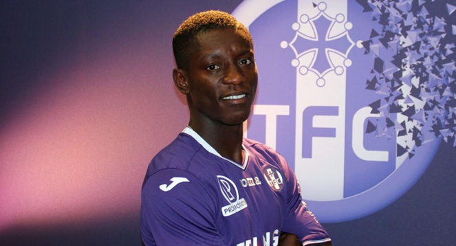 TFC - Toulouse FC : Max-Alain Gradel