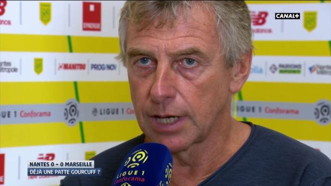 Angers - FC Nantes : Christian Gourcuff