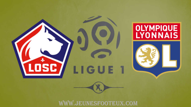 LOSC - OL : 28e journée de Ligue 1