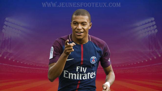 PSG : Kylian Mbappé, attaquant du Paris SG