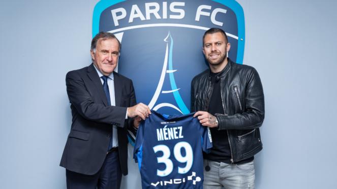 Paris FC - Menez et consorts vers le maintien ?